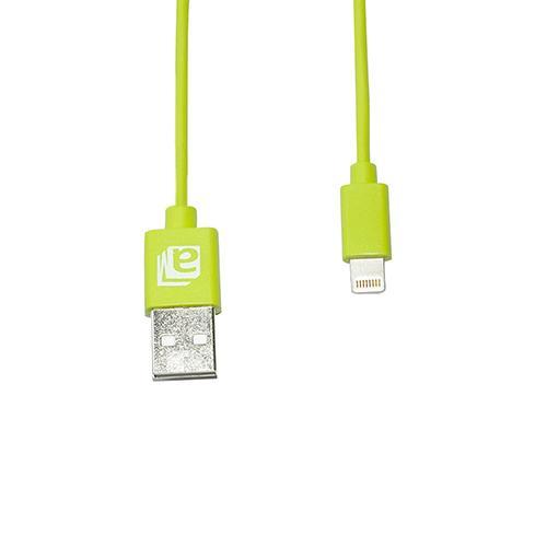aMagic - PVC Lightning USB 充電線-綠色 (型號 : ACB-L109GN)