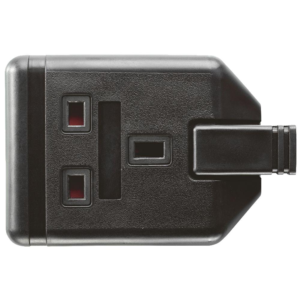 MasterPlug - 13A大功率插頭 (型號 : ELS13B)