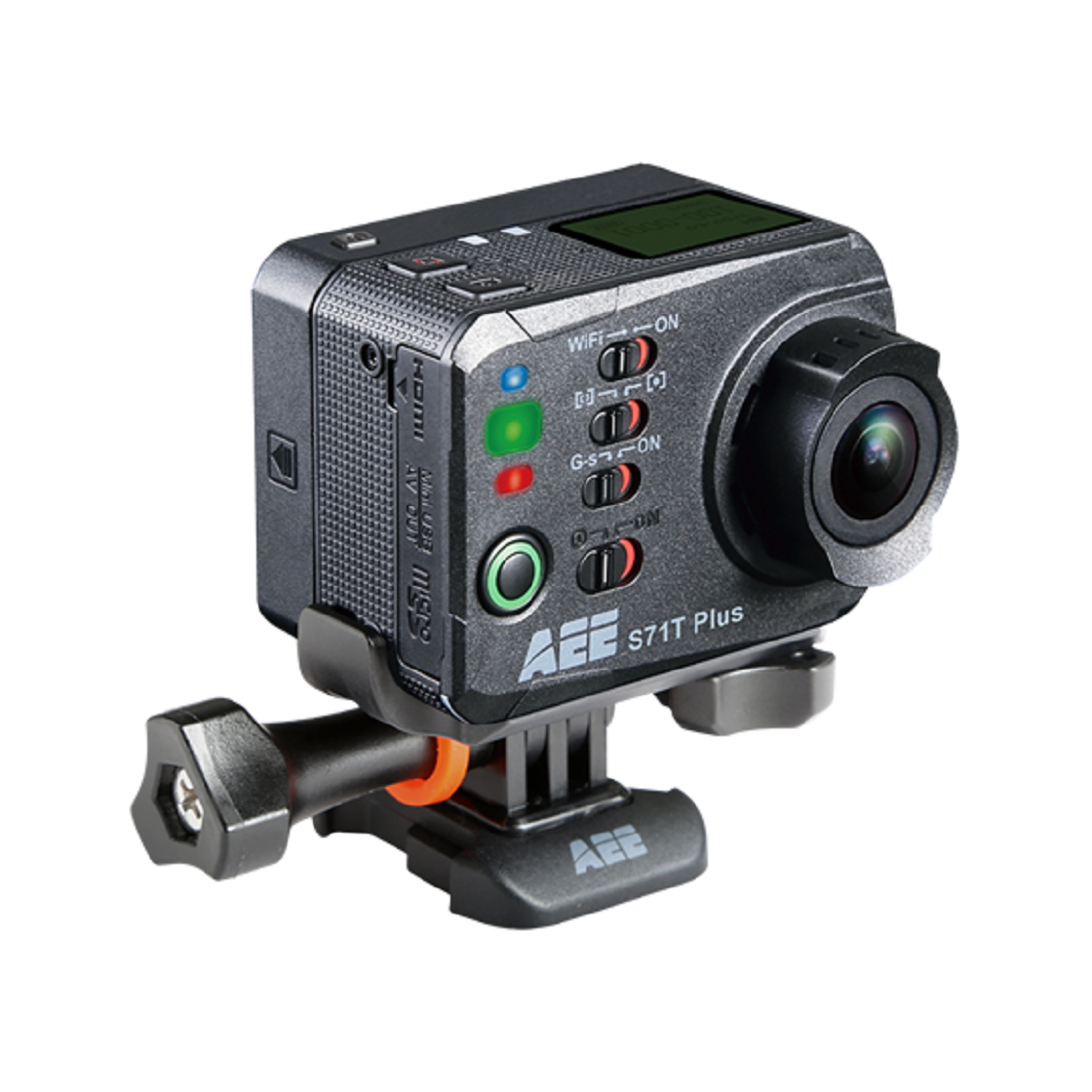 AEE - 4K高清流暢運動攝錄機連IP68防水盒 (型號 : S71T+)